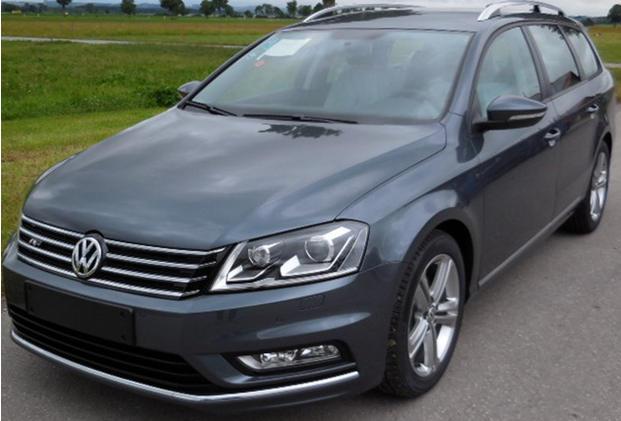 Lager VW Passat Variant neues Modell Blue Motion Business ...